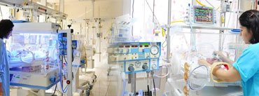 ADULT AND NEWBORN INTENSIVE CARE UNITS